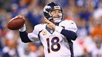 Peyton Manning on passing Brett Favre's TD record