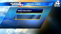 Dale's Monday Forecast January 14, 2013