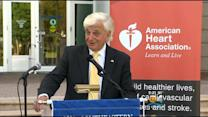American Heart Walk Press Conference Held Monday