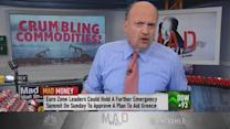 Cramer reviews 3 necessary conditions for economic upheav...