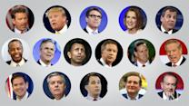 Forget Primaries. First GOP Race Is to Get Into Debates