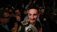 UFC interim featherweight champion Max Holloway: If Conor McGregor wants to fight me, let's fight