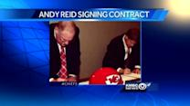 Andy Reid inks deal to become KC Chiefs coach