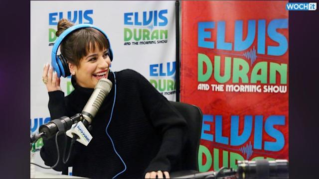 Lea Michele Gets Gleeful Support For A Special Cause