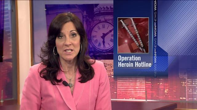 8 charged in Chicago heroin ring operation