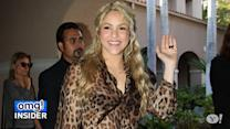 Shakira Admits Losing Baby Weight Was 'Stressful' and Motherhood is 'Hard'