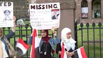 Egyptian Community Worries About Family Back Home