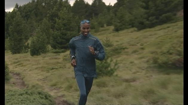 Mo Farah setting sights on London Marathon