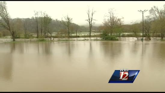 Nearly 6 inches of rain falls in Boone