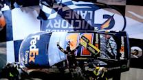 Victory Lane: 'It was survival of the fittest'