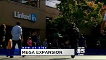 Tech Companies Look To Expand In Already Crowded Mountain View