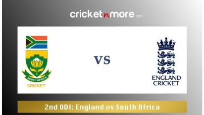 England beat South Africa by 2 runs in second ODI