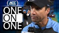 UNC Head Coach Larry Fedora After Belk Bowl Win | ACC One-On-One