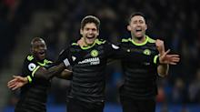 No Diego Costa? No problem as Chelsea rolls to 3-0 win at Leicester City