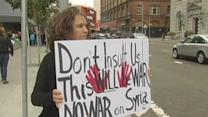Strike on Syria plans on hold after breakthrough