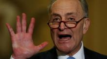 Schumer to Trump: Don't fire U.S. consumer agency's head