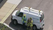 Consumers Energy gas leak closes section of Woodward near 11 Mile Rd.