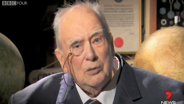 Sir Patrick Moore passes away
