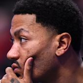 Derrick Rose doesn't want you calling the Knicks a superteam, even though nobody is