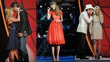Carrie Teases Taylor, Blake and Miranda's Sweet Moment -CMA Awards Highlights!