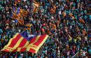 La prensa internacional destaca la debilidad de la manifestación en la Diada