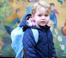 Prince George Will Attend Prep School in London This Fall