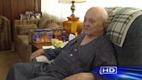 Thieves trick, rob blind 88-year-old at his home