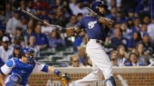 Eric Thames is swinging a hot bat, but how long will it last?