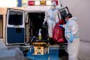 U.S. coronavirus hospitalizations hit two-month peak