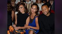 Chrissy Teigen Marries John Legend In Italy