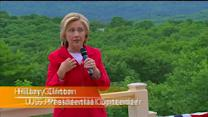 Clinton accuses China of hacking