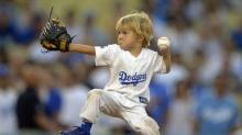 Meet the kid who believes he's the reincarnated spirit of Lou Gehrig