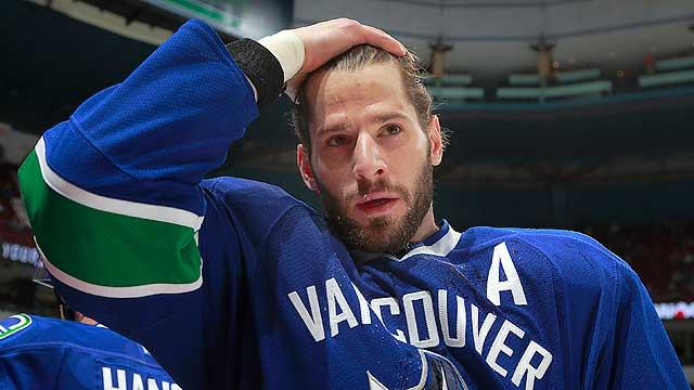 Canucks problem is 'lack of scoring'