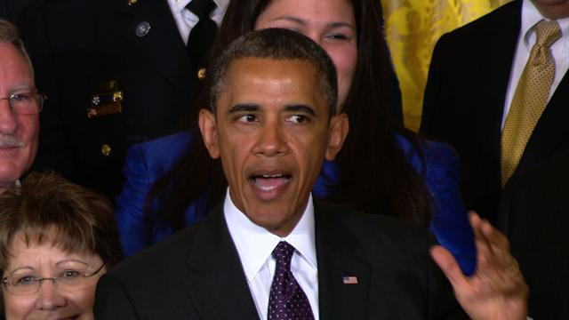 Obama: Immigrants just looking to