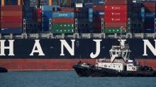 Hanjin Shipping in talks to sell Long Beach Terminal stake to MSC