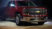 GM dips after reported suit alleges diesel pickups are rigged to pass emissions tests