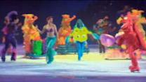 Disney on Ice stops in Raleigh