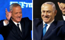 Benjamin Netanyahu on course to remain prime ministerafter tight Israeli election