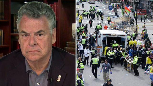 Rep. Peter King: This could well expand