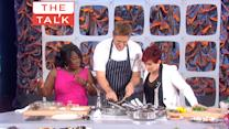 The Talk - Food Festival with Curtis Stone