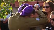 Funeral for Israel soldier killed in Hebron