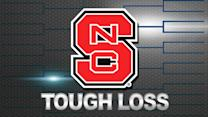 NC State Suffers Tough Loss in OT to St. Louis | 2014 NCAA Tournament