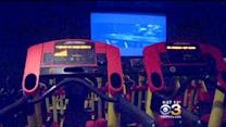 Mixing Entertainment And Exercise