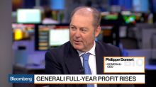 Generali CEO Says 'Not Going to Merge With Anybody'