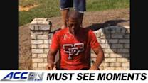 Chris Paul Joins the ALS Ice Bucket Challenge | Must See Moment