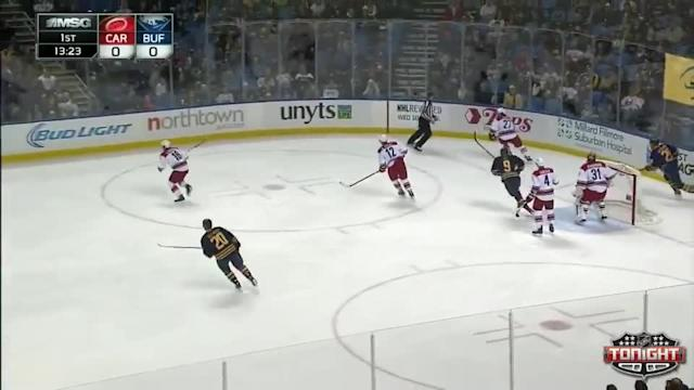 Carolina Hurricanes at Buffalo Sabres - 01/23/2014