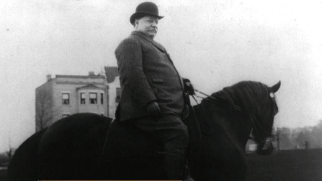President Taft: The first celebrity dieter?