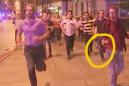 Man fleeing London attack with beer in hand becomes unlikely symbol of London pride