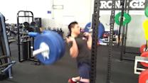 Powerlifter Collapses Under Barbell While Attempting Personal Best