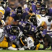 OPINION: Do the Ravens have an edge with Steelers' suspensions?
